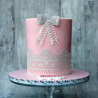 Holy Communion cake  - Cake by Kalina