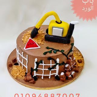 chocolate cake  - Cake by Babelward