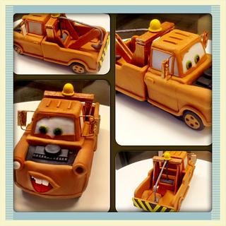 Edible Tow Mater Topper