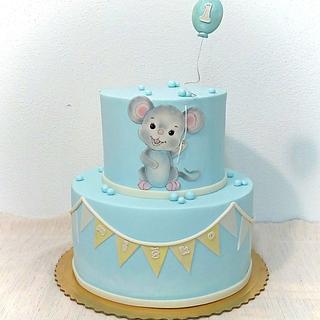 Little mouse ...