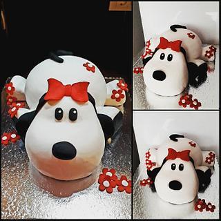 Puppy cake - Cake by Zorica