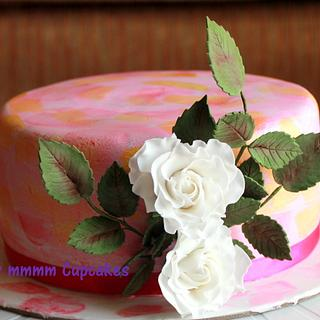 Roses! - Cake by Suman