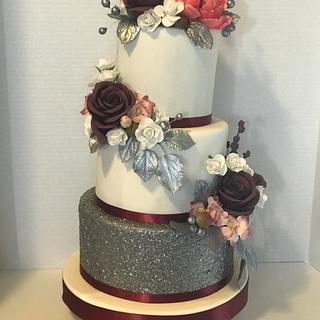 Wedding Cake - Cake by Pogihekk44