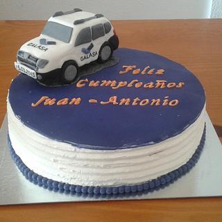 Cake Galasa