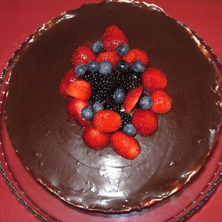 Wild Fruit Cake