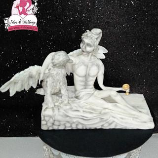 Greco Roman - An International Cake Challenge