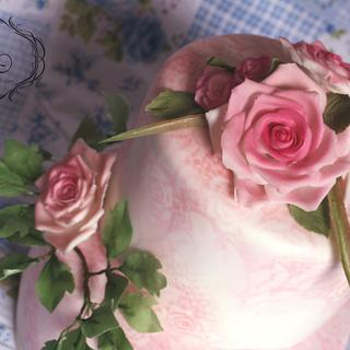 for a small vintage wedding