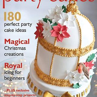 Party Cakes Magazine Cover