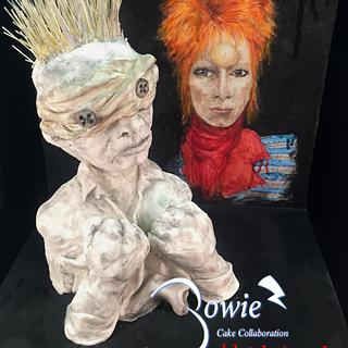 """David Bowie Collaboration - """"...Self Invented"""""""