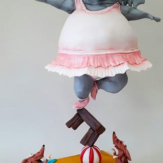 Olina Ballerina