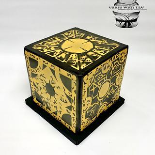 Hellraiser Puzzle Cube