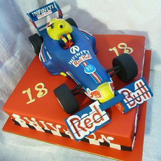 Redbull Formula 1