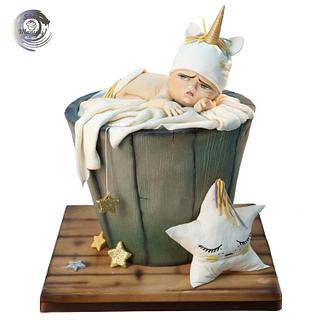 My - not so happy- baby unicorn