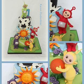 What a challenge!  - Cake by Karen Dodenbier