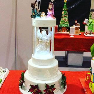 Bolo de Natal - Cake by Ana Cristina Santos