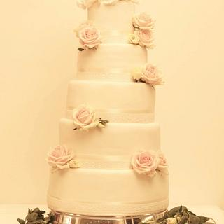 Wedding Cake by Judith Walli, Judith und die Torten