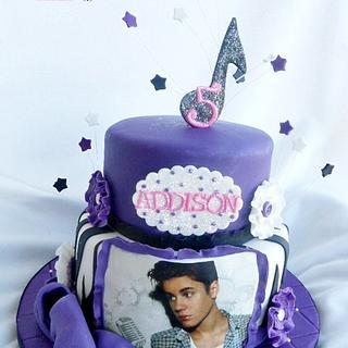 Happy Birthday Addison