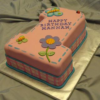 Hugs ans Stitches - Cake by Naturepixie