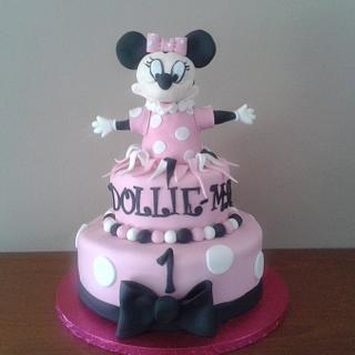 Minnie Mouse Explosion