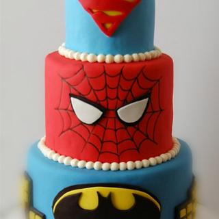 Triple hero - Cake by Sweets by Marta