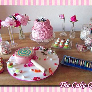 Sweet dessert table!!!!