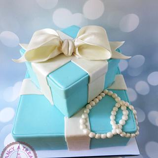 Tiffany Gift Boxes