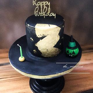 The Pumpkin Cake - Cake by Theminstreat