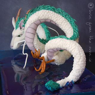 Haku - Spirited Away