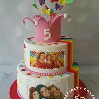 Little Princes cake - Cake by SpecialtycakesNL