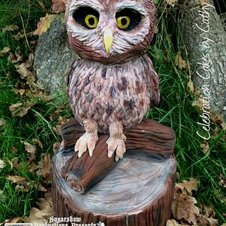 Fairytale Forest - Mooneye the Owl