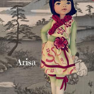 Arisa...