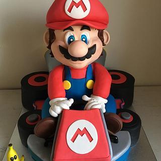 SuperMarioKart8 Cake