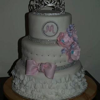 princess cake - Cake by kira