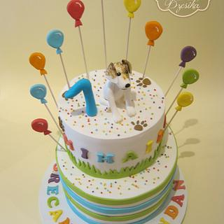 Pet cake - Cake by Dzesikine figurice i torte