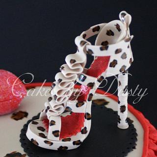 Leopard Stiletto