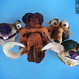 Ice Age (Cupcakes)