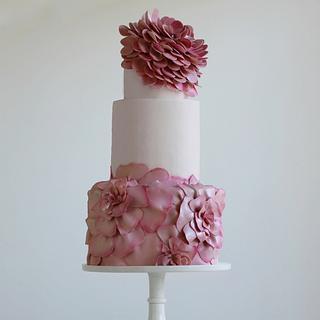Floral Crown Cake