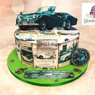 Triumph cake by Lilisab cake  - Cake by Lilisabcake