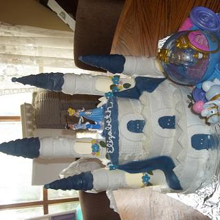 Castle Cake - Cake by Cindy White