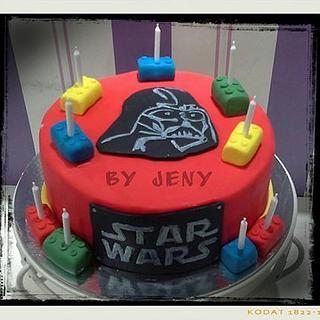 Star Wars vs Lego ~ Master of Evil