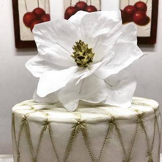 Fantasy wafer flower