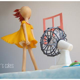 Sweet Summer Collaboration - Me every summer  - Cake by Mayer Rosales | mayer's cakes