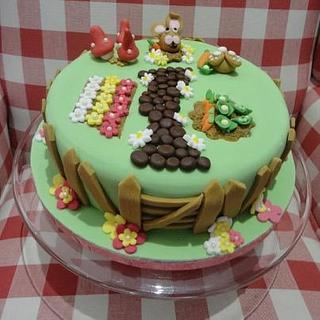Easter Cake - Cake by Leah Stevenson