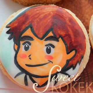Marco Cookies-Free-hand painted