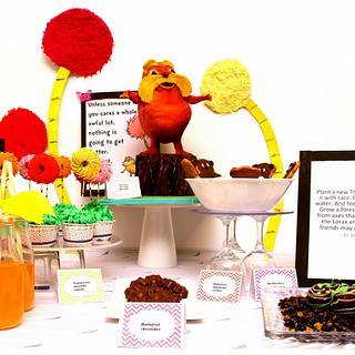 Caker buddies children storybook collaboration-The Lorex - Cake by pooja1612