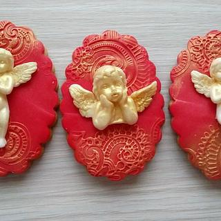 Angels cookies