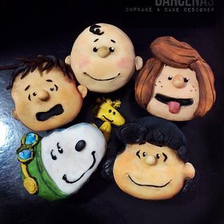 Peanuts (Cupcakes)