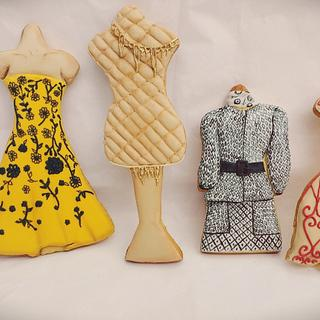 High fashion dresses - Cake by Cookies by Joss