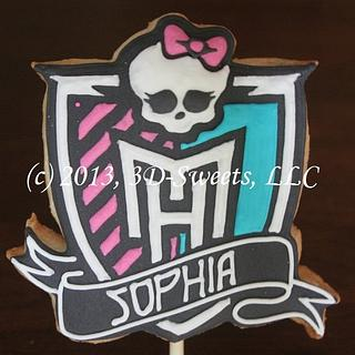Monster High Fun! - Cake by 3DSweets