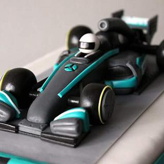 Mercedes Benz Fórmula 1